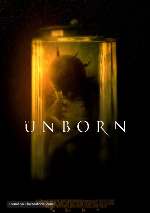 The Unborn - Movie Poster