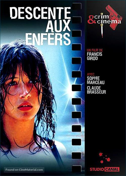 Descente aux enfers - French DVD cover