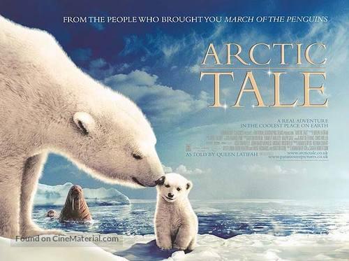 Arctic Tale - British Movie Poster