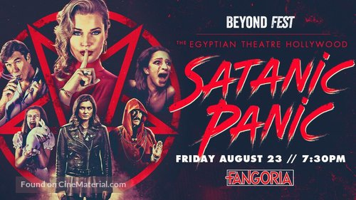 Satanic Panic - Movie Poster