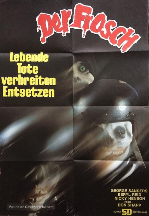 Psychomania - German Movie Poster