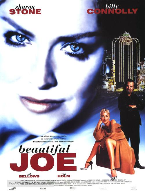 Beautiful Joe - Spanish Movie Poster