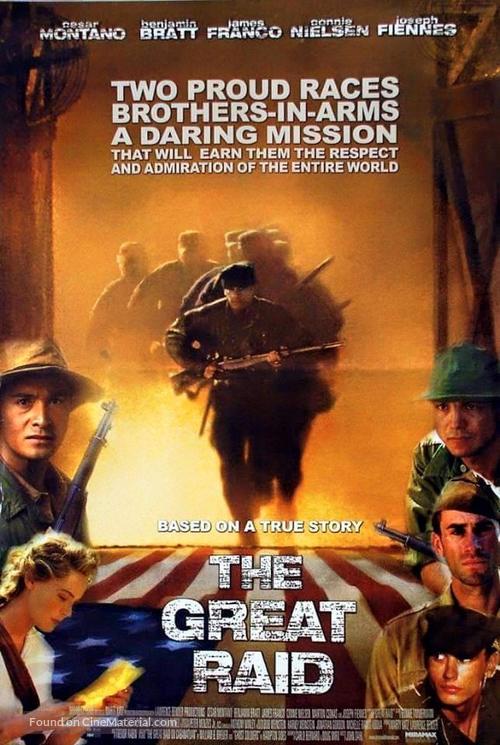 The Great Raid - Philippine Movie Poster