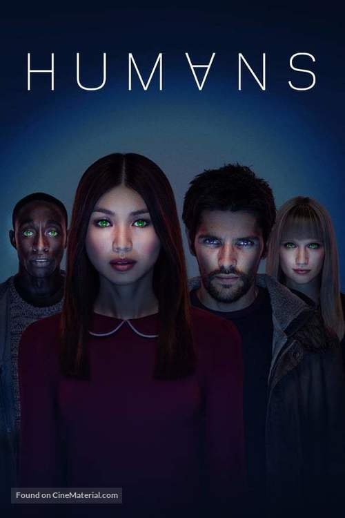 """Humans"" - Movie Cover"