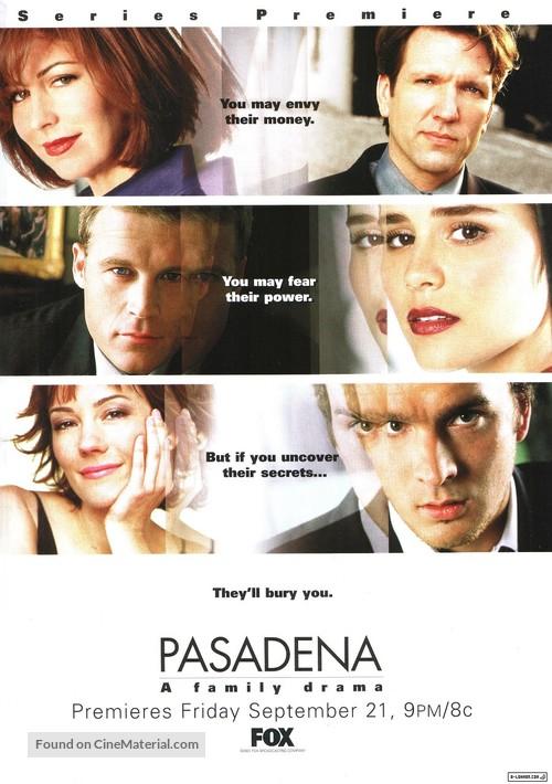 """""""Pasadena"""" - Movie Poster"""