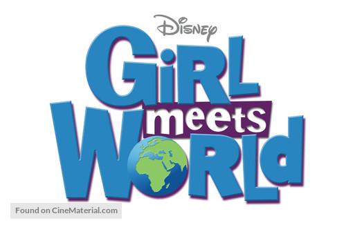 """Girl Meets World"" - Logo"