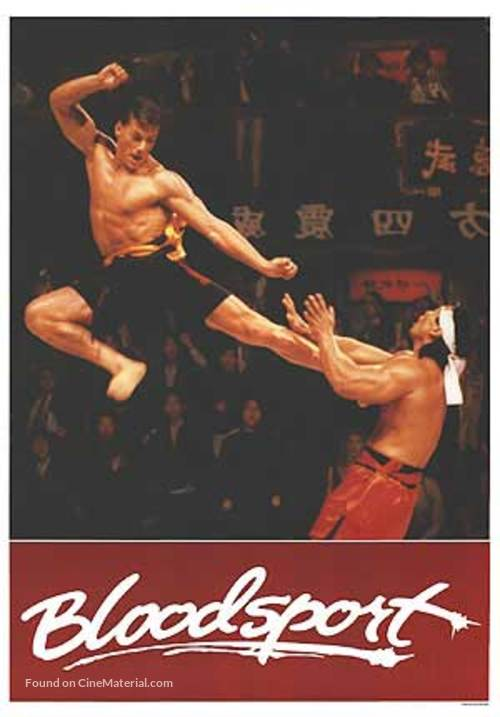 Bloodsport - Movie Cover