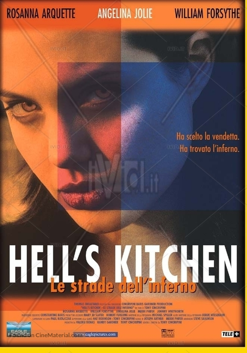 Hell's Kitchen - Italian Movie Cover