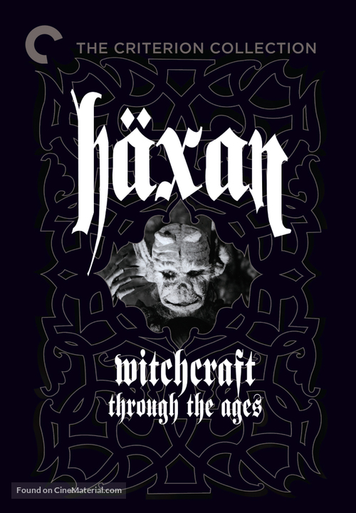 Häxan - DVD movie cover