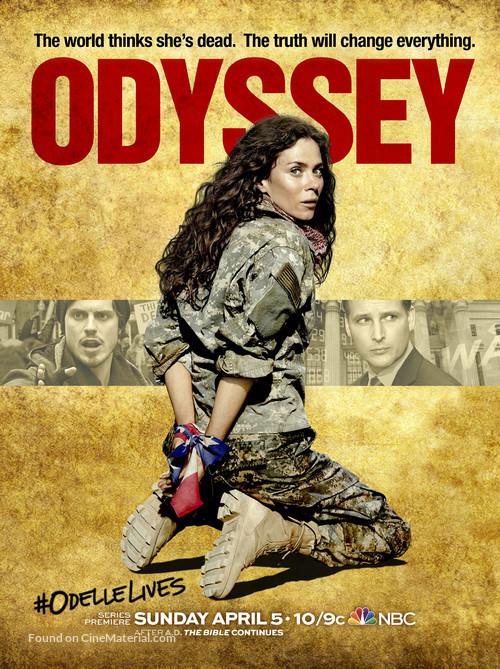 """American Odyssey"" - Movie Poster"