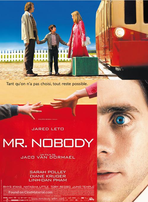 Mr. Nobody - French Movie Poster