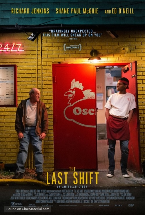 The Last Shift - Movie Poster