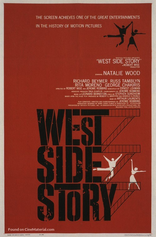 West Side Story - Movie Poster