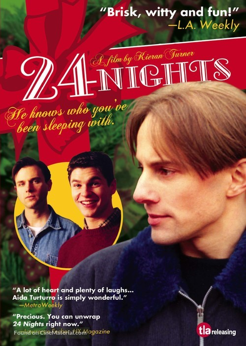 24 Nights - Movie Cover