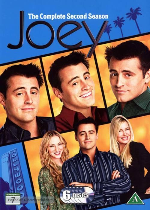 """""""Joey"""" - Danish DVD movie cover"""