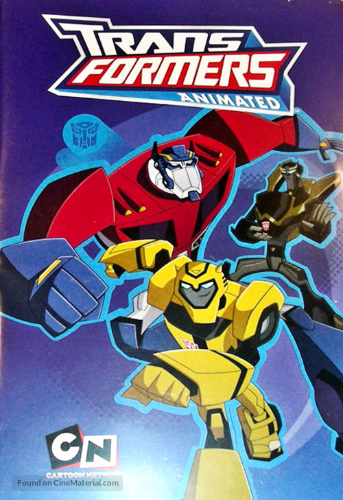 """Transformers: Animated"" - Movie Poster"