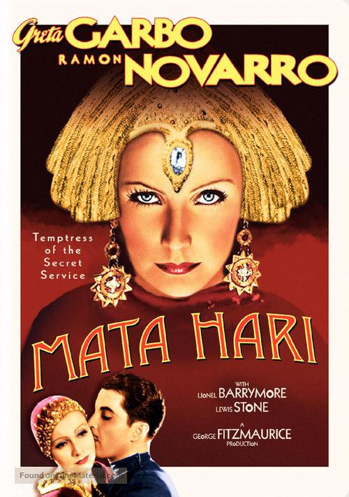 Mata Hari - Movie Poster