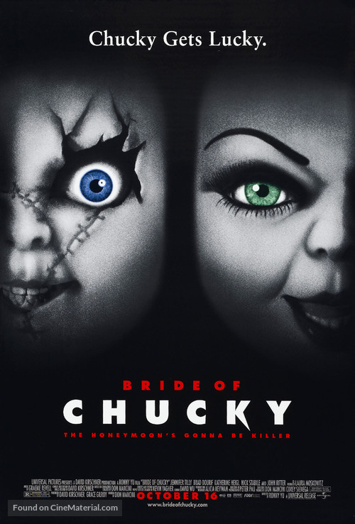 Bride of Chucky - Movie Poster