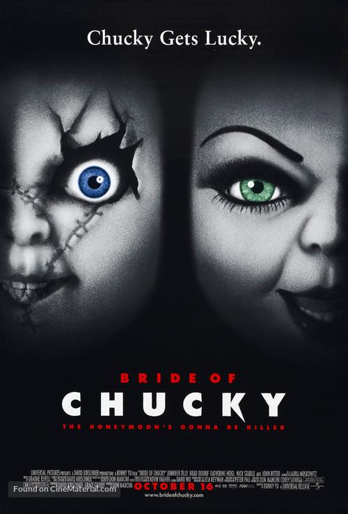 Bride of Chucky - Movie Poster