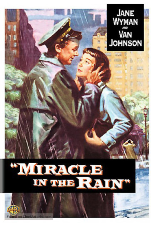 Miracle in the Rain - Movie Cover