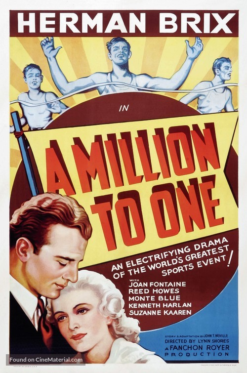 A Million to One - Movie Poster