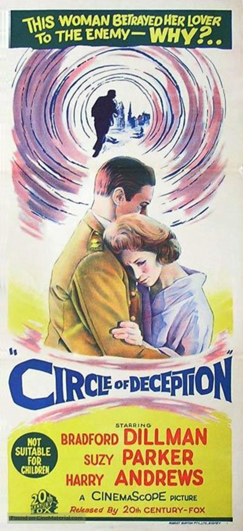 A Circle of Deception - Movie Poster