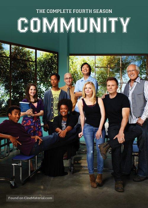 """Community"" - DVD movie cover"