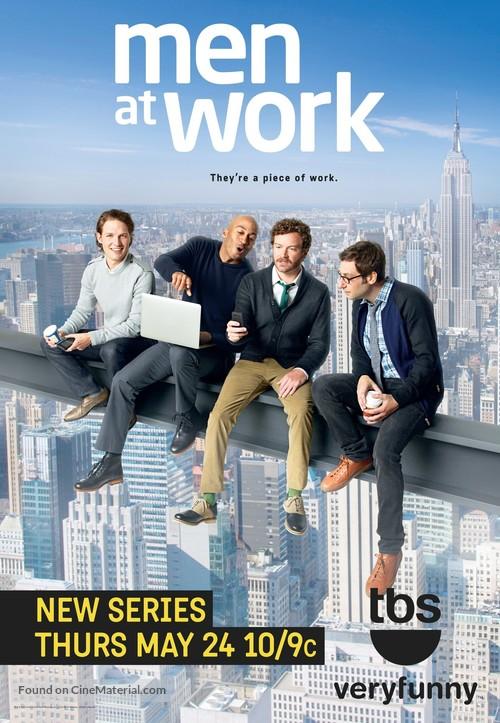 """Men at Work"" - Movie Poster"