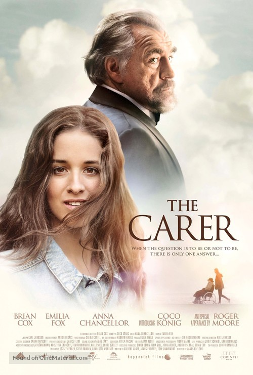 The Carer - Movie Poster