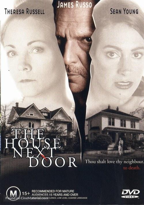 The House Next Door - Australian Movie Cover