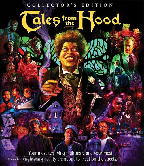 Tales from the Hood - Blu-Ray movie cover