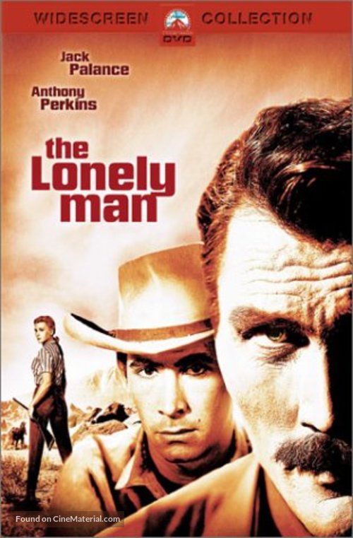 The Lonely Man - Movie Cover