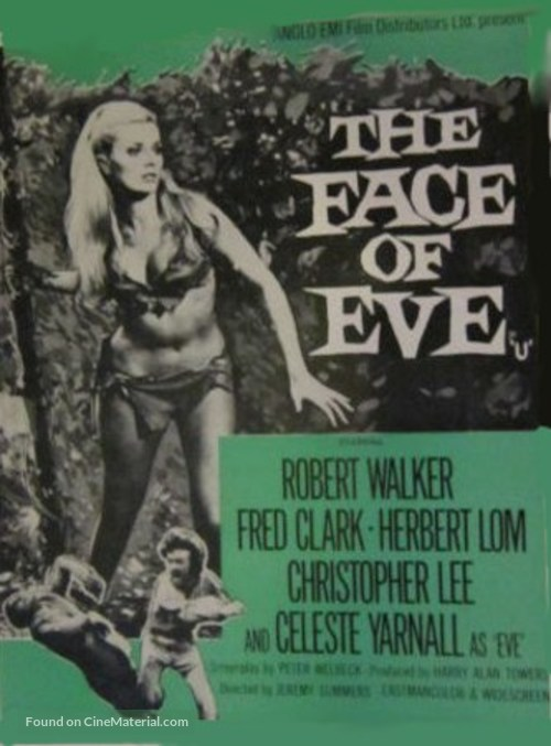 The Face of Eve - Movie Poster