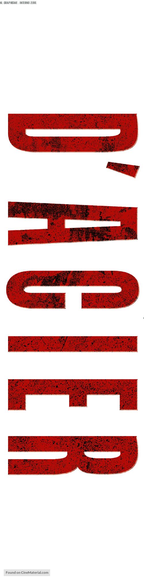Acciaio - French Logo