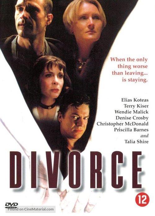Divorce: A Contemporary Western - Dutch Movie Cover