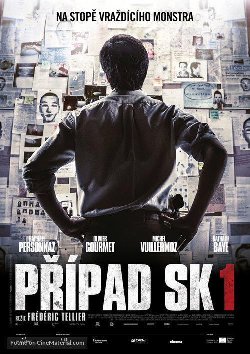 L'affaire SK1 - Czech Movie Poster
