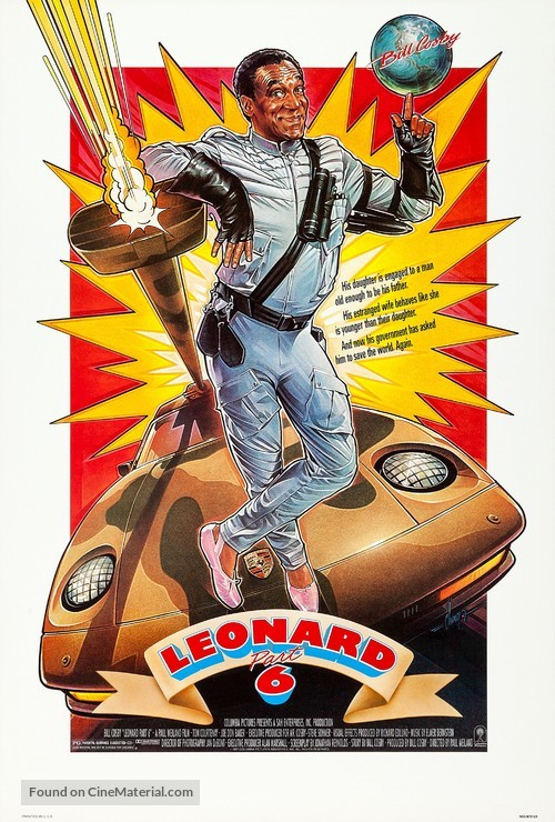 Leonard Part 6 - Movie Poster