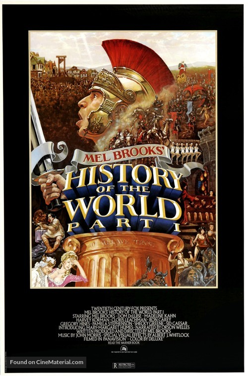 History of the World: Part I - Movie Poster