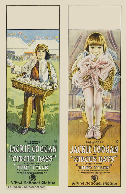 Circus Days - Movie Poster