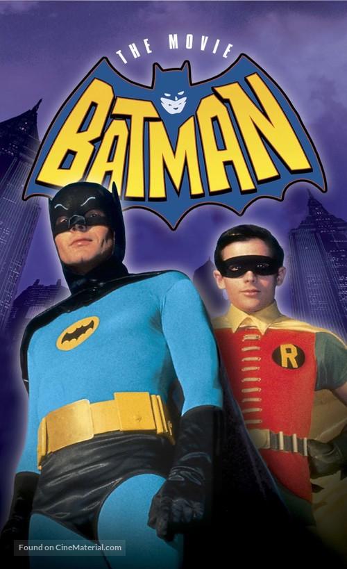 Batman - VHS cover