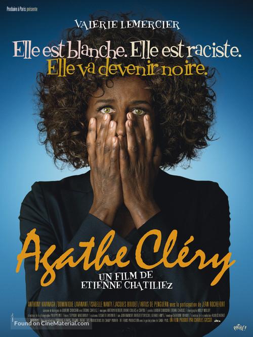 Agathe Cléry - French Movie Poster
