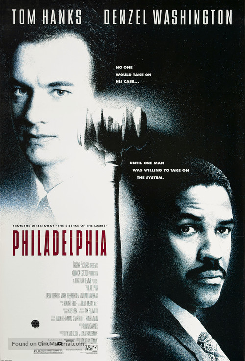 Philadelphia - Movie Poster