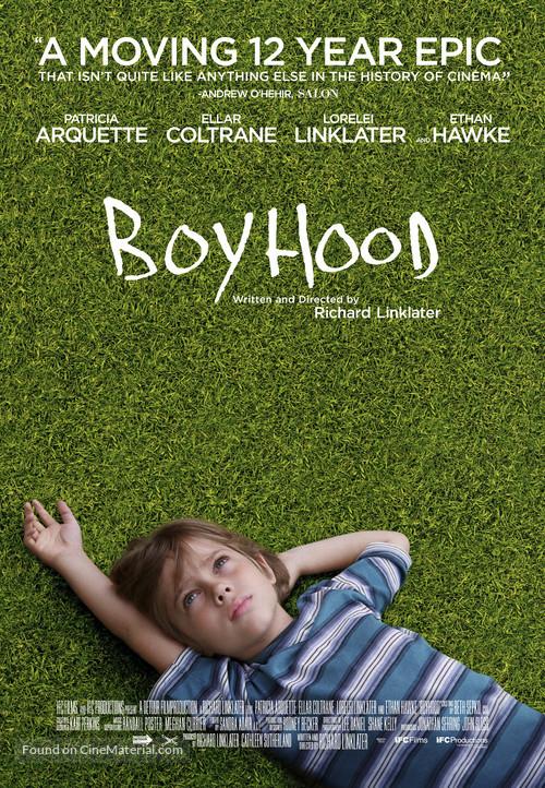 Boyhood - Movie Poster