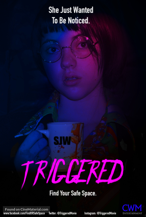 Triggered - Movie Poster