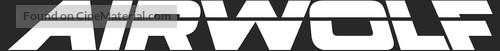 """""""Airwolf"""" - Logo"""