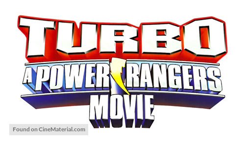 Turbo: A Power Rangers Movie - Logo