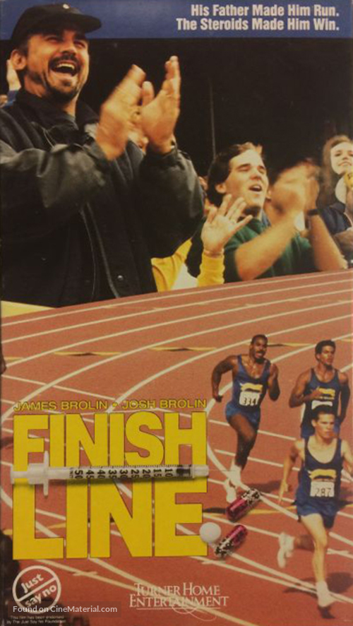 Finish Line - Movie Cover