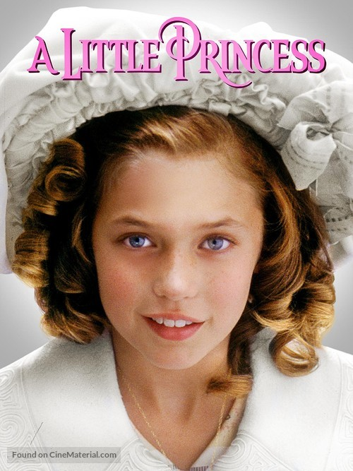 A Little Princess - Video on demand movie cover
