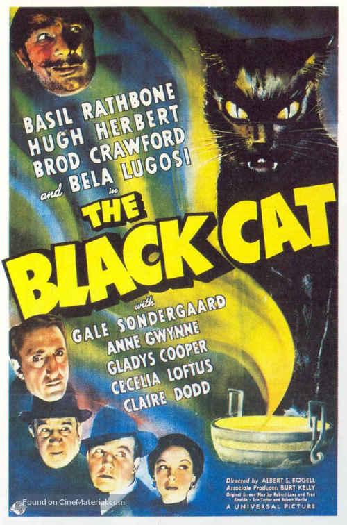 The Black Cat - Movie Poster
