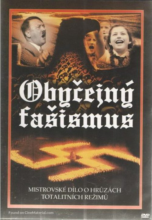 Obyknovennyy fashizm - Czech Movie Cover